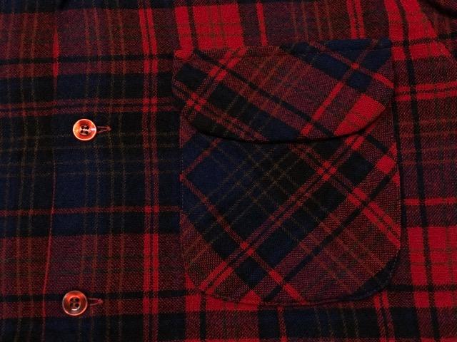 10月5日(土)大阪店、冬物スーペリア入荷!!#7 Pendleton編! TweedJKT & HuntingJKT ,WoolPlaidShirt!!_c0078587_16133299.jpg