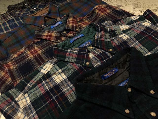 10月5日(土)大阪店、冬物スーペリア入荷!!#7 Pendleton編! TweedJKT & HuntingJKT ,WoolPlaidShirt!!_c0078587_161472.jpg
