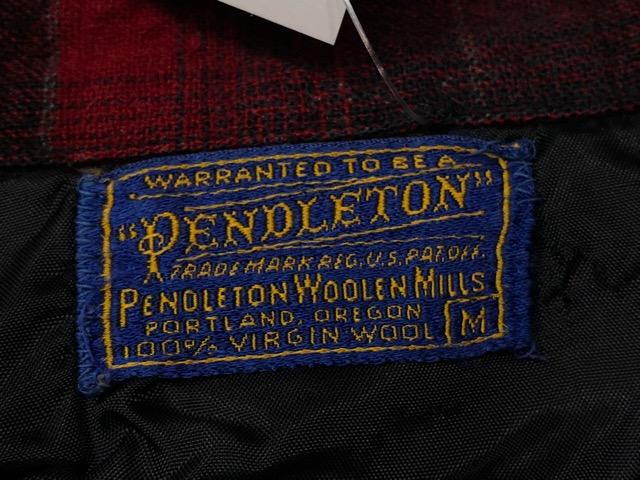 Pendleton!!*明日の22日(火)は休まず営業致します!!(マグネッツ大阪アメ村店)_c0078587_161619.jpg