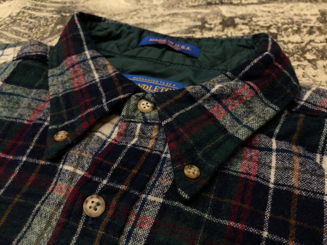 10月5日(土)大阪店、冬物スーペリア入荷!!#7 Pendleton編! TweedJKT & HuntingJKT ,WoolPlaidShirt!!_c0078587_1616751.jpg