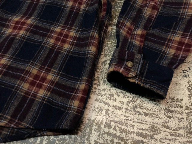 10月5日(土)大阪店、冬物スーペリア入荷!!#7 Pendleton編! TweedJKT & HuntingJKT ,WoolPlaidShirt!!_c0078587_16181654.jpg