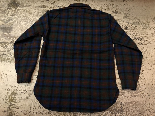 10月5日(土)大阪店、冬物スーペリア入荷!!#7 Pendleton編! TweedJKT & HuntingJKT ,WoolPlaidShirt!!_c0078587_16184051.jpg