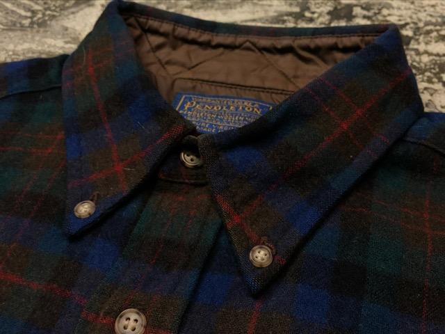 10月5日(土)大阪店、冬物スーペリア入荷!!#7 Pendleton編! TweedJKT & HuntingJKT ,WoolPlaidShirt!!_c0078587_1619221.jpg