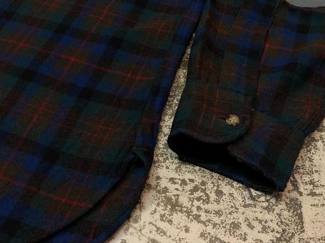 10月5日(土)大阪店、冬物スーペリア入荷!!#7 Pendleton編! TweedJKT & HuntingJKT ,WoolPlaidShirt!!_c0078587_16192883.jpg