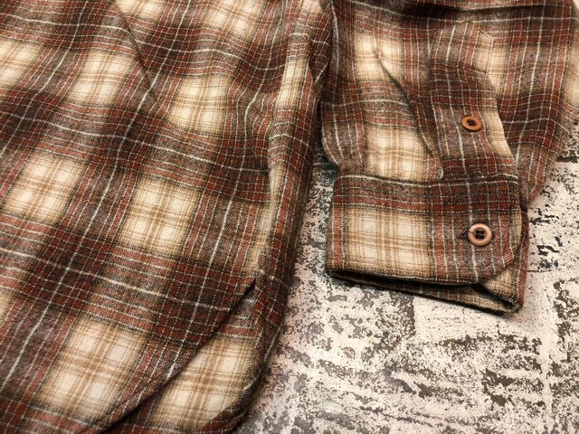 10月5日(土)大阪店、冬物スーペリア入荷!!#7 Pendleton編! TweedJKT & HuntingJKT ,WoolPlaidShirt!!_c0078587_16235726.jpg