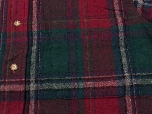 10月5日(土)大阪店、冬物スーペリア入荷!!#7 Pendleton編! TweedJKT & HuntingJKT ,WoolPlaidShirt!!_c0078587_16244722.jpg