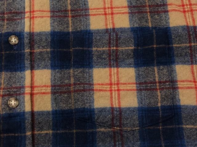 10月5日(土)大阪店、冬物スーペリア入荷!!#7 Pendleton編! TweedJKT & HuntingJKT ,WoolPlaidShirt!!_c0078587_16275351.jpg