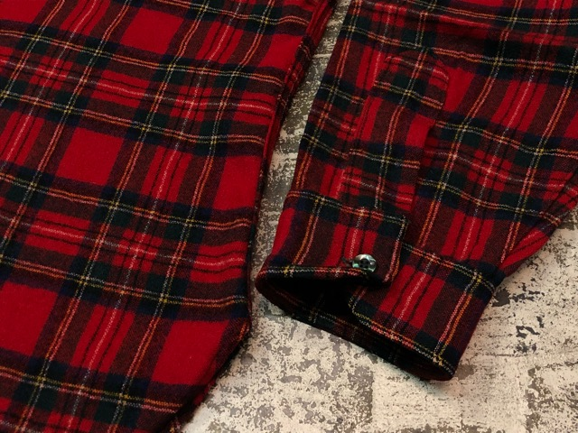 10月5日(土)大阪店、冬物スーペリア入荷!!#7 Pendleton編! TweedJKT & HuntingJKT ,WoolPlaidShirt!!_c0078587_16295562.jpg