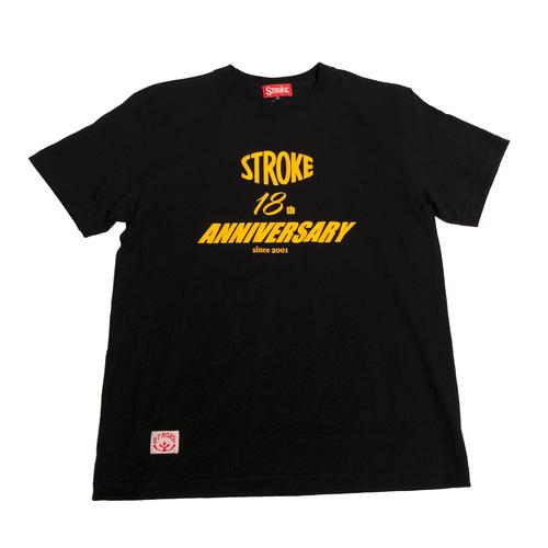 STROKE. 18th Anniversary TEE_d0101000_11531926.jpg