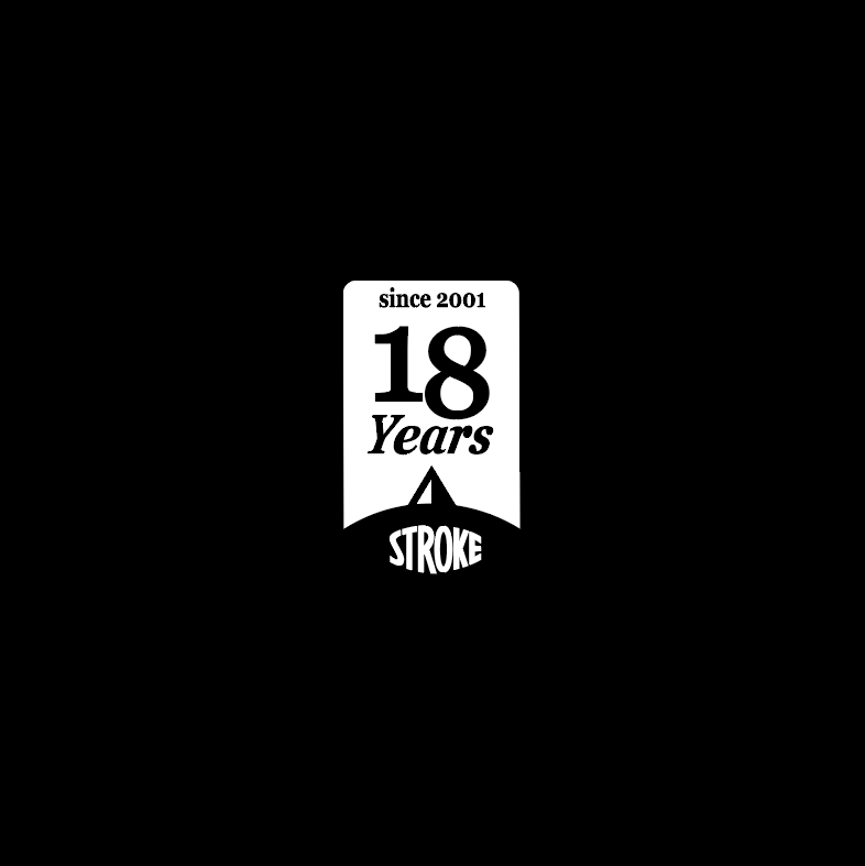 STROKE. 18th Anniversary TEE_d0101000_11532339.png