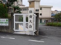 青春はもどってこないらしい ―池田市内中学校体育祭より―_c0133503_05421378.jpg