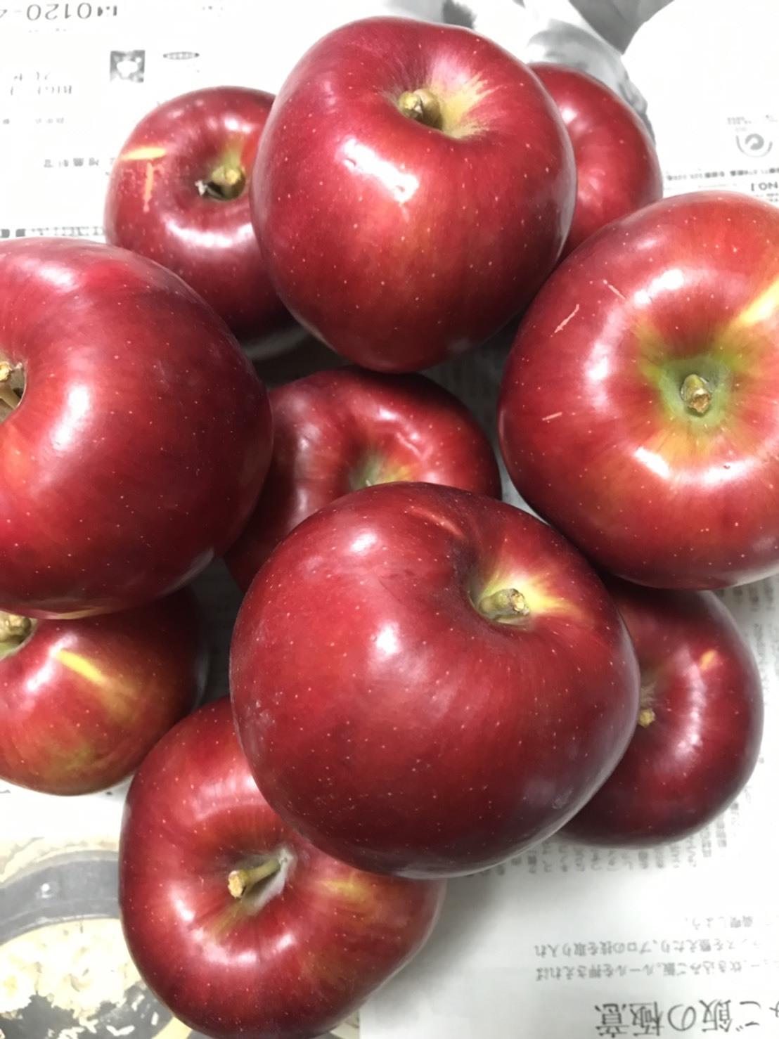 【こだわり!】紅玉りんごのコンポート_e0092612_17101020.jpeg