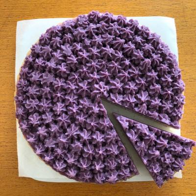 紫芋のスイートポテトケーキ_b0102217_12364249.jpg