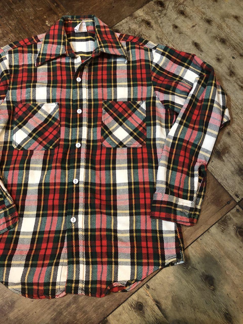 10/5(土)入荷!70s BIG MAC ネルシャツ サイズS _c0144020_16495049.jpg
