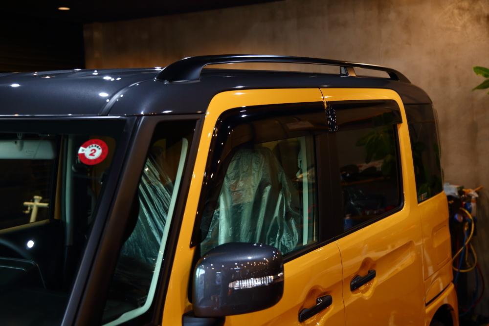 カスタムでお預かりのTJやご納車準備完了のスペーシアギアなど_f0105425_17581489.jpg