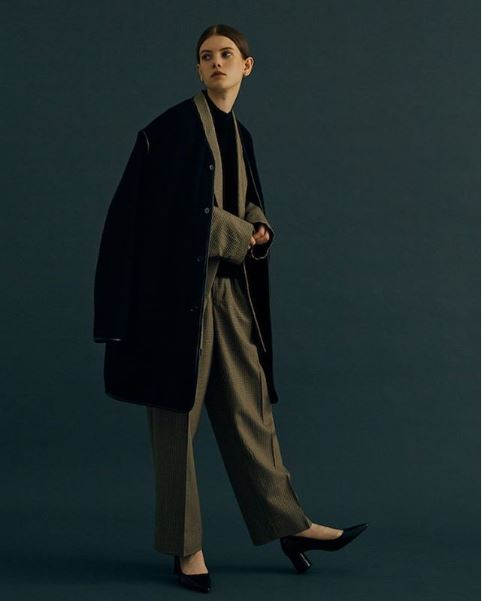 YOKE AUTUMN WINTER 2019 COLLECTION image Ⅳ_e0171446_13361910.jpg