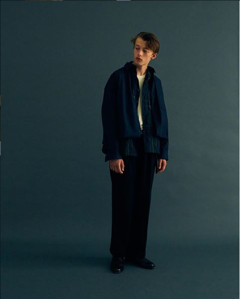 YOKE AUTUMN WINTER 2019 COLLECTION look Ⅱ_e0171446_1502624.jpg