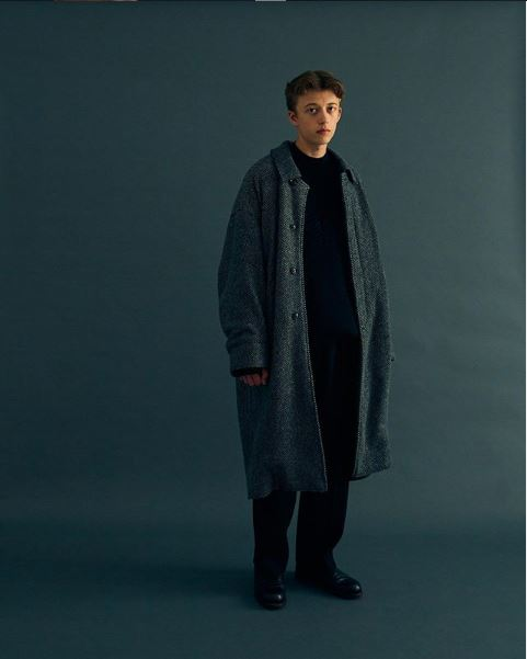 YOKE AUTUMN WINTER 2019 COLLECTION look Ⅱ_e0171446_1504084.jpg