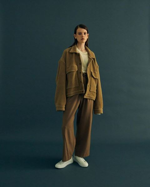 YOKE AUTUMN WINTER 2019 COLLECTION look Ⅱ_e0171446_1504887.jpg