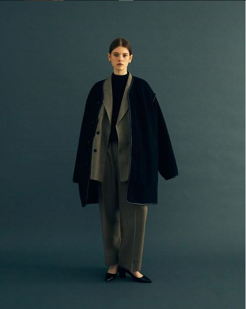 YOKE AUTUMN WINTER 2019 COLLECTION look Ⅱ_e0171446_150526.jpg