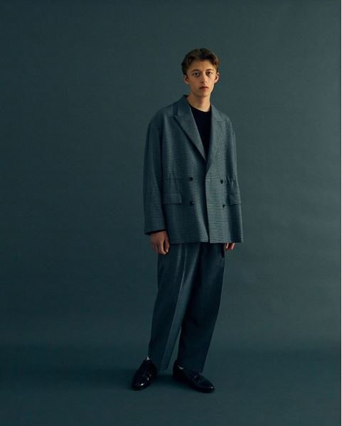 YOKE AUTUMN WINTER 2019 COLLECTION look Ⅱ_e0171446_1512632.jpg