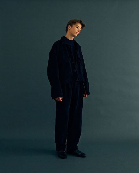YOKE AUTUMN WINTER 2019 COLLECTION look Ⅱ_e0171446_1513934.jpg