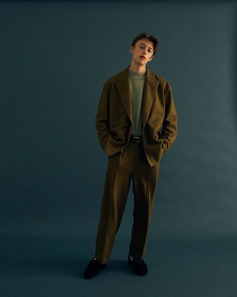 YOKE AUTUMN WINTER 2019 COLLECTION look Ⅱ_e0171446_1515433.jpg