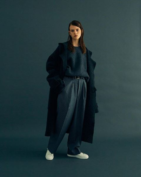 YOKE AUTUMN WINTER 2019 COLLECTION look Ⅱ_e0171446_151627.jpg