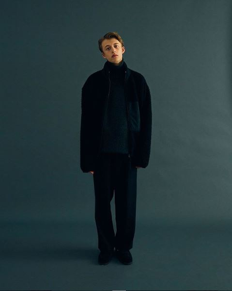 YOKE AUTUMN WINTER 2019 COLLECTION look Ⅱ_e0171446_1522235.jpg