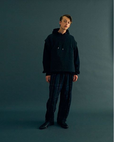 YOKE AUTUMN WINTER 2019 COLLECTION look Ⅱ_e0171446_152799.jpg