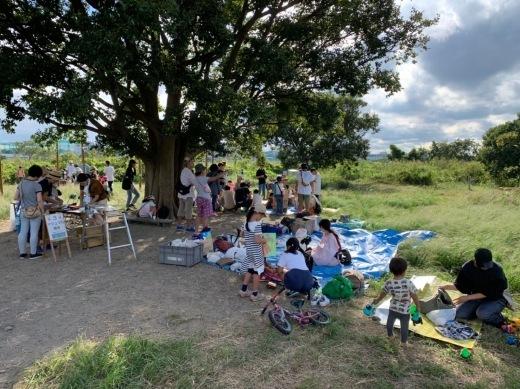 「多摩川であそぼう」参加者なんと500人!_c0120851_04120787.jpg