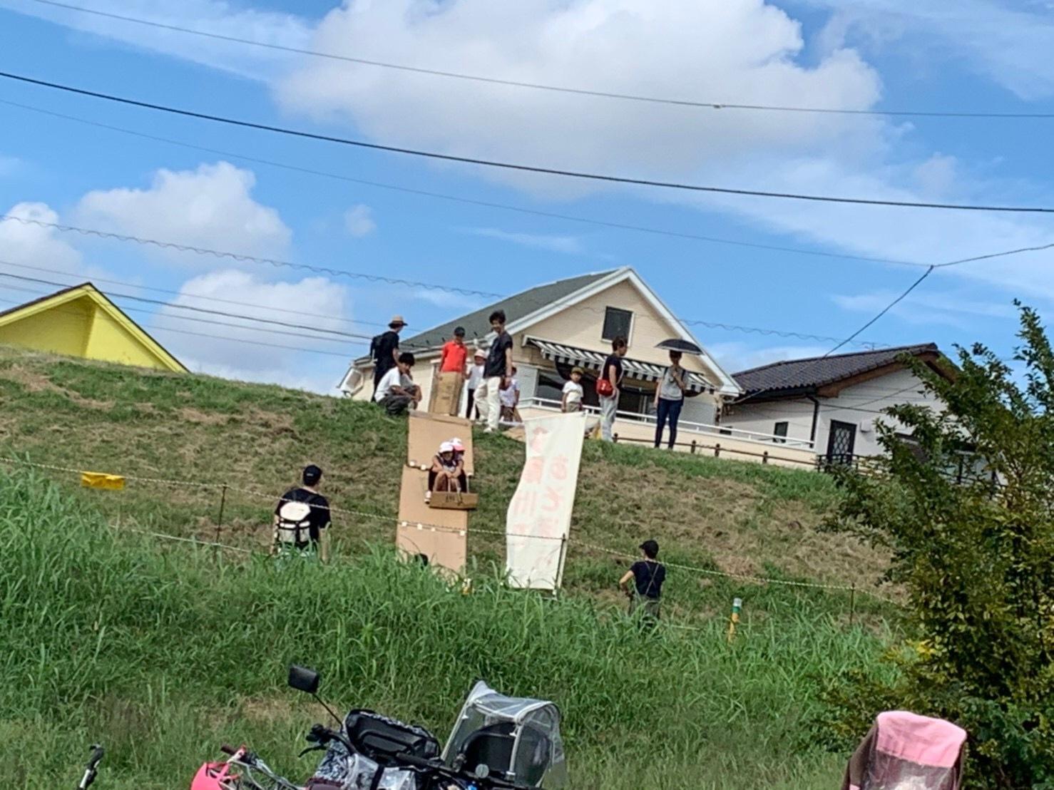 「多摩川であそぼう」参加者なんと500人!_c0120851_04134636.jpg