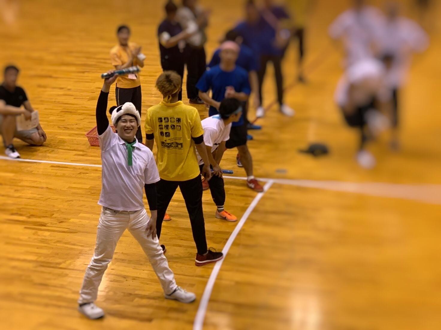 尼崎市障害者・児スポーツ大会に参加しました!_e0175651_17093206.jpg