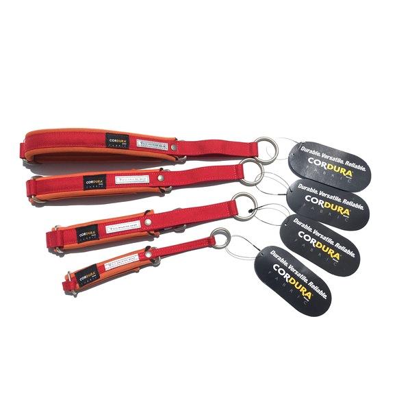 CORDURA SSD  SLIP COLLAR コーデュラ  スリップカラー レッド_d0217958_11584067.jpg