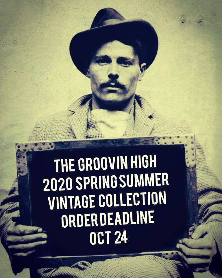 The Groovin High & Old Devil Moon 2020s/s 展示受注会@ROCK-A-HULA_c0187684_14441385.jpg