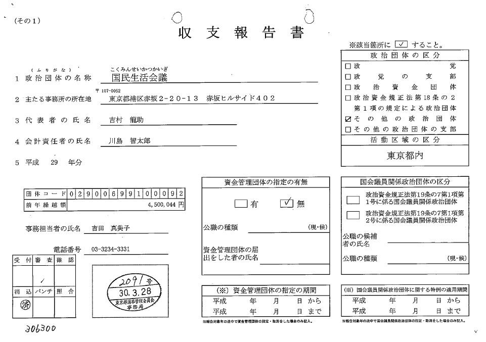 政党が解散されるたびに小沢の金が増える_d0044584_12591414.jpg