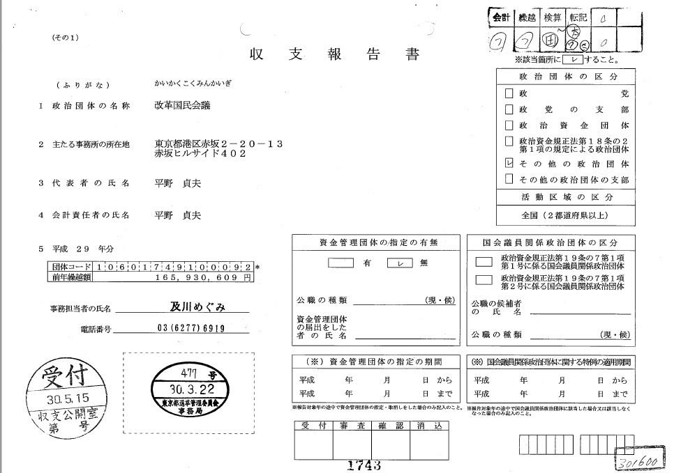 政党が解散されるたびに小沢の金が増える_d0044584_13001902.jpg