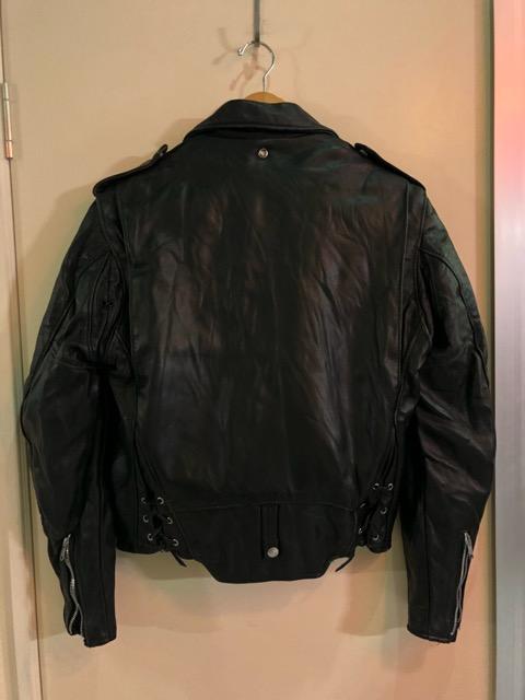 10月5日(土)大阪店、冬物スーペリア入荷!!#9 LeatherJkt編! Schott Perfect & Brooks ,HARLEY-DAVIDSON ,Policeman!!_c0078587_17284069.jpg