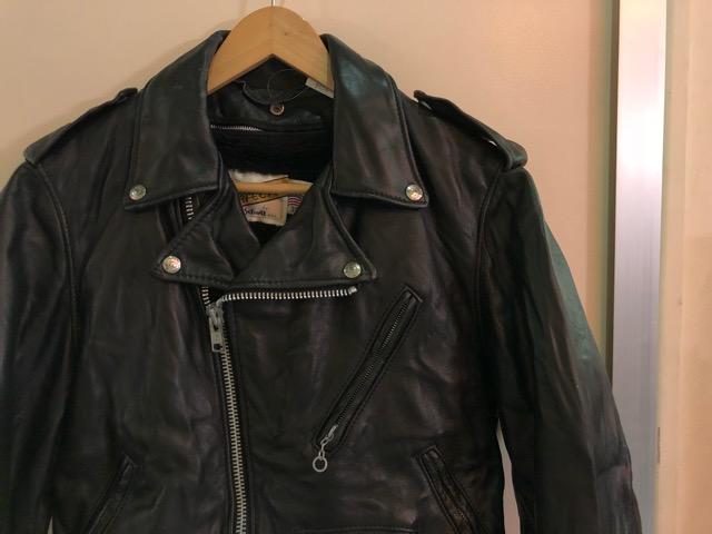 10月5日(土)大阪店、冬物スーペリア入荷!!#9 LeatherJkt編! Schott Perfect & Brooks ,HARLEY-DAVIDSON ,Policeman!!_c0078587_17291639.jpg