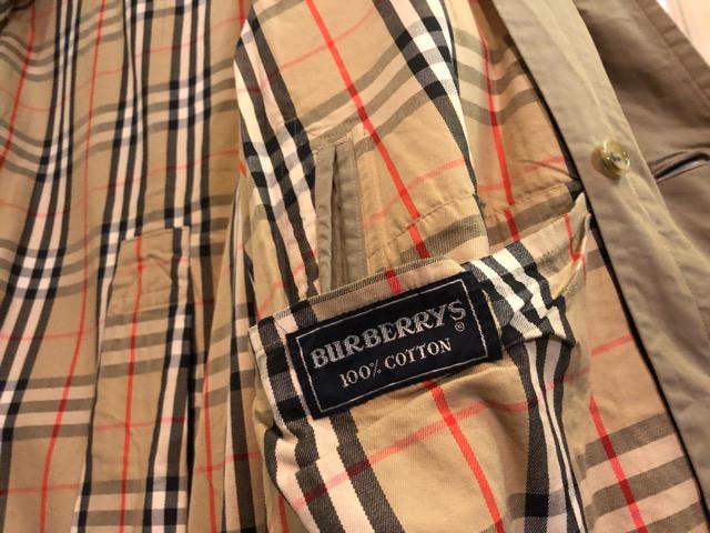 10月5日(土)大阪店、冬物スーペリア入荷!!#8 トラッド編! 30\'~VintagePants & HarrisTweed ,Burberrys ,Vintage!!_c0078587_175020.jpg