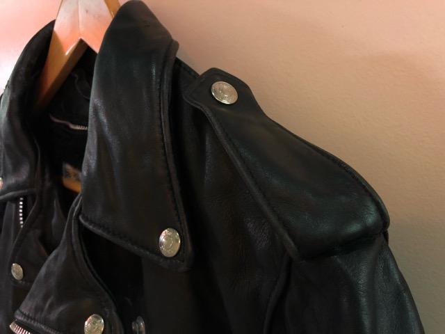 10月5日(土)大阪店、冬物スーペリア入荷!!#9 LeatherJkt編! Schott Perfect & Brooks ,HARLEY-DAVIDSON ,Policeman!!_c0078587_1811760.jpg
