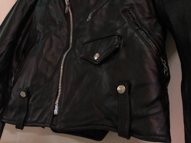 10月5日(土)大阪店、冬物スーペリア入荷!!#9 LeatherJkt編! Schott Perfect & Brooks ,HARLEY-DAVIDSON ,Policeman!!_c0078587_1813050.jpg