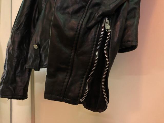 10月5日(土)大阪店、冬物スーペリア入荷!!#9 LeatherJkt編! Schott Perfect & Brooks ,HARLEY-DAVIDSON ,Policeman!!_c0078587_1815320.jpg