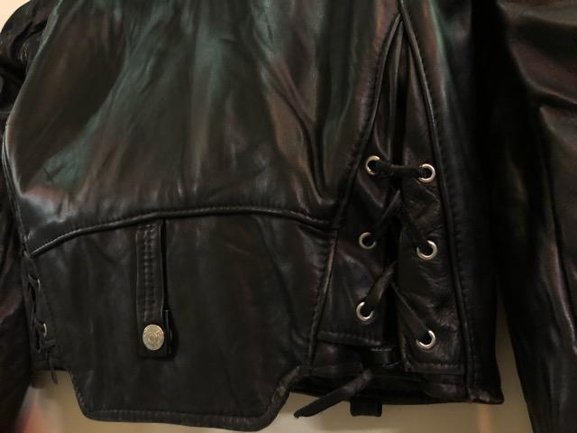 10月5日(土)大阪店、冬物スーペリア入荷!!#9 LeatherJkt編! Schott Perfect & Brooks ,HARLEY-DAVIDSON ,Policeman!!_c0078587_1822527.jpg