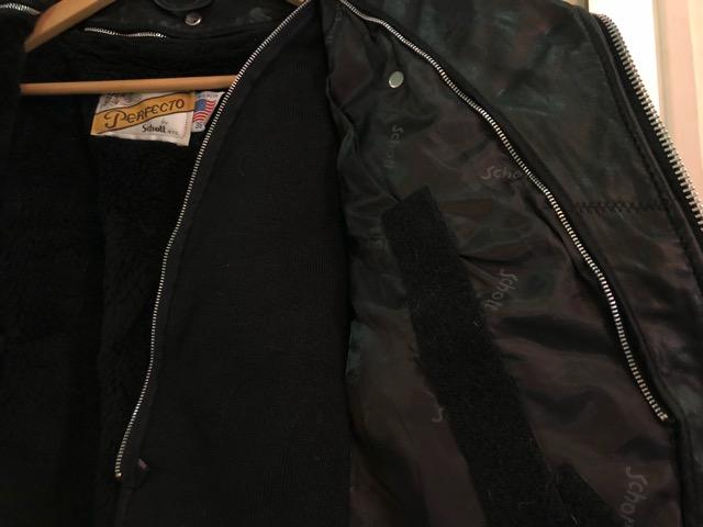 10月5日(土)大阪店、冬物スーペリア入荷!!#9 LeatherJkt編! Schott Perfect & Brooks ,HARLEY-DAVIDSON ,Policeman!!_c0078587_1825139.jpg