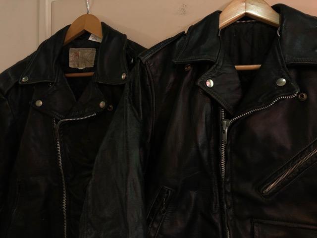 10月5日(土)大阪店、冬物スーペリア入荷!!#9 LeatherJkt編! Schott Perfect & Brooks ,HARLEY-DAVIDSON ,Policeman!!_c0078587_1833589.jpg