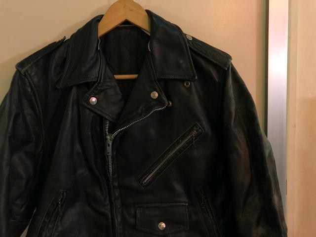 10月5日(土)大阪店、冬物スーペリア入荷!!#9 LeatherJkt編! Schott Perfect & Brooks ,HARLEY-DAVIDSON ,Policeman!!_c0078587_1841351.jpg