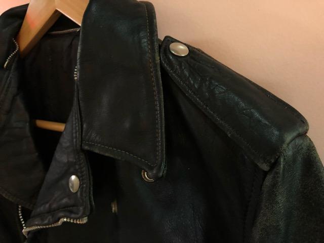 10月5日(土)大阪店、冬物スーペリア入荷!!#9 LeatherJkt編! Schott Perfect & Brooks ,HARLEY-DAVIDSON ,Policeman!!_c0078587_1842160.jpg