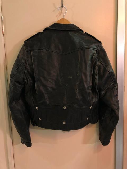 10月5日(土)大阪店、冬物スーペリア入荷!!#9 LeatherJkt編! Schott Perfect & Brooks ,HARLEY-DAVIDSON ,Policeman!!_c0078587_184244.jpg
