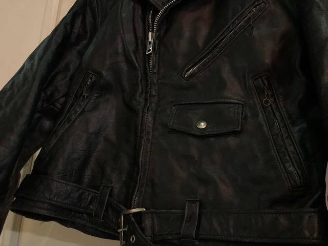 10月5日(土)大阪店、冬物スーペリア入荷!!#9 LeatherJkt編! Schott Perfect & Brooks ,HARLEY-DAVIDSON ,Policeman!!_c0078587_1842893.jpg